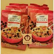 Tesco Super Berry Granola 500g