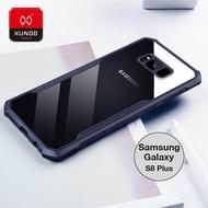 XUNDD Luxury Transparent 360 Full Protect Case เคสกันกระแทก ของแท้ สำหรับ  Samsung Galaxy S8 Plus
