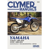 Yamaha Xt250 2008-18 Tt-r230 2005-18
