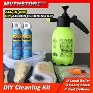 [Shop Malaysia] Mr Mckenic® and Earth Home DIY Aircon Cleaner & Cleaning Kit Air conditioner Cleaning Set Aircond diy cleaning tool