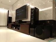 盛昱音響 ~ 日本 MARANTZ SR5013 +美國 REVEL F36 系列喇叭 藍光劇院設計安裝實例