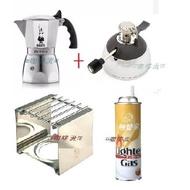 ≋咖啡流≋ Bialetti Brikka 加壓 摩卡壺 4人份 + JUNIOR RK-4208 + MILA 不鏽鋼