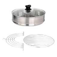 Thermos 32cm Multi Usage Wok Accersories (Steamer) [WOA-32-ACCS]