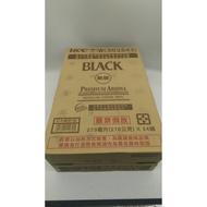 代購  UCC BLACK無糖黑咖啡 一箱  一箱24入 一罐275g 熬夜 下午茶 咖啡