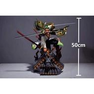 海賊王超大GK和之國索隆 和服像 系列之索隆和之國 雕像盒裝 手辦