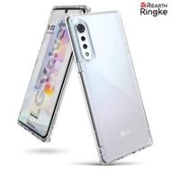 【Ringke】Rearth LG Velvet [Fusion] 透明背蓋防撞手機保護殼