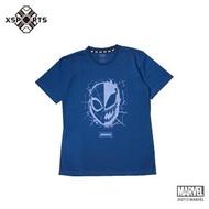 【Marvel 漫威】童裝蜘蛛人猛毒上衣(棉質短袖上衣)