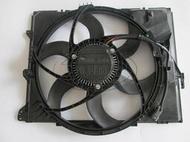 適用寶馬3系E90水箱電子扇318i 320i 325i 330i散熱器集風扇葉罩