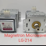 Magnetron Microwave Lg 2m214 Oven Parts, Microwave Oven