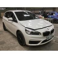 BMW 2014 218D 售72萬