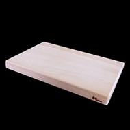 GINKGO CUTTING BOARD 銀杏木砧板-L
