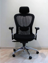 HIGH BACK ERGONOMIC MESH CHAIR FOR GAMING/ OFFICE USE !