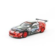 Tarmac Works 1:64 合金車 模型車 豐田牛魔王 Supra D1 Grand Prix2011