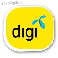 ☊☬△(Not Pin Code) Digi PREPAID Reload RM5, RM10, RM15, RM30  (5, 10, 15, 30 Days Validity)