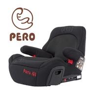 【官方直營免運】 台灣代理公司貨 PERO NI 經典黑 ISOFIX增高墊ISOFIX安全座椅