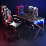 Famous Gaming Table Desktop Computer Table Gaming Gaming Table and Chair Combination Set Table F