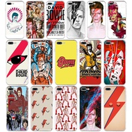217SD David Bowie Soft TPU ซิลิโคนสำหรับ iphone ของ Apple iphone 6 6 s 7 8 plus Case
