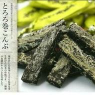 柚子味昆布糖 日本北海道天然昆布製成 12月預購優惠中(820元)