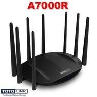 TOTOLINK A7000R AC2600 旗艦級 雙頻 GIGA 無線寬頻分享器 路由器【台灣公司貨】【免運好禮送】