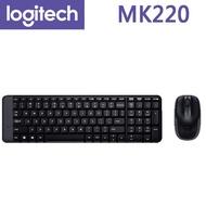 羅技 MK220 無線鍵盤滑鼠組 Logitech 【每家比】