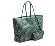 Goya Goyardขายดีถุงช้อปปิ้งOne-กระเป๋าสะพายไหล่สำหรับผู้หญิงโรงงานDirect Starพัดลมแม่ลูกกระเป๋าPuขนาดใหญ่