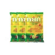 หยก น้ำมันปาล์ม ถุงเติม ขนาด 1ลิตร/ถุง แพ็คละ3ถุง Yok Refined Palm Olein Oil น้ำมันพืช ตราหยก