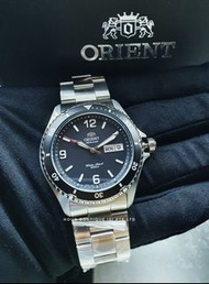 * FREE DELIVERY * Brand New 100% Authentic Orient Mako 2 Black Dial Men's Automatic Divers Watch AC02001B