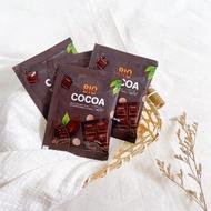 โกโก้อัดเม็ดดีท็อกซ์ไบโอ Bio cocoa tablet 1 กล่อง