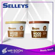 Selleys Wood Putty Filler 500g / Tampal Wood / Crack Gap Putty Board / Selley