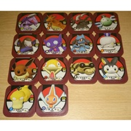 【Pokemon】神奇寶貝 tretta 6彈 二星全套14枚