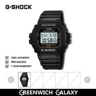 G-Shock Classic Square Black Watch (DW-5600E-1V)