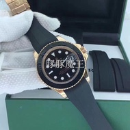 【豚豚魔王】 勞力士 ROLEX水鬼QHC系列 勞力士手錶 全自動機械機芯 黑水鬼 綠水鬼 藍水鬼 勞力士鬼王送手錶帶