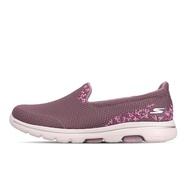 Skechers 休閒鞋 Go Walk 5 紫 粉紅 女鞋 健走鞋 懶人鞋 襪套式 15945MVE 【ACS】