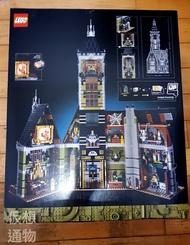 現貨 LEGO樂高 遊樂場鬼屋 Creator Expert 10273  Haunted House 全新未拆
