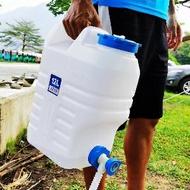 美麗大街【109051436】NH外出露營戶外活動必備PE水桶(12公升)