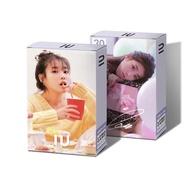 30pcs/set IU  lomo card Celebrity new album photocards