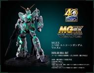 杯麵!# 縣貨! BANDAI MGEX 1/100 獨角獸鋼彈 Ver.Ka