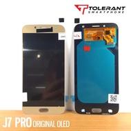 LCD TOUCHSCREEN SAMSUNG J7 PRO J730G J730 SM-J730G SM-J730GM  J730G/DS ORIGINAL OLED FULLSET LAYAR SENTUH TS TC