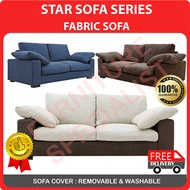 STAR SOFA SERIES ( FABRIC SOFA / / FREE DELIVERY )