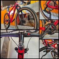 Twitter Leopard Pro 27.5 Mountain Bike