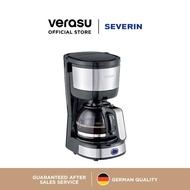 Sale SEVERIN เครื่องชงกาแฟแบบหยด 4 ถ้วย รุ่น SEV-4808 VERASU วีรสุ เครื่องชงกาแฟ เครื่องทำกาแฟ ราคาถูก เครื่องชงกาแฟ เครื่องชงกาแฟแคปซูล เครื่องชงกาแฟดัชเชส