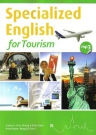 Specialized English for Tourism(16K+1MP3) (新品)