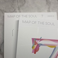 MAP OF THE SOUL 7 BTS 空專