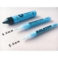 德國MOLOTOW 筆型留白膠