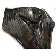 雷霆S125 卡夢 大盾 正碳纖維 原件包覆 紋路清晰 進口精油 高品質 高亮度 RCS125