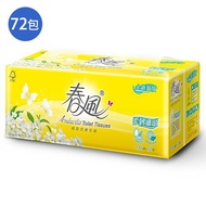 春風抽取式衛生紙110抽*72包(箱)【愛買】