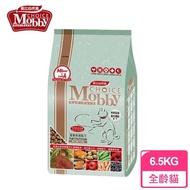 【Mobby 莫比-週期購】無穀成貓配方-鹿肉鮭魚6.5kg