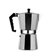 ของแท้ หม้อต้มกาแฟอลูมิเนียม Moka Pot กาต้มกาแฟสดแบบพกพา เครื่องชงกาแฟ เครื่องทำกาแฟสดเอสเปรสโซ่ ขนาด 3 ถ้วย 150 มล.Sodsai Shopza0198 เครื่องชงกาแฟ เครื่องชงชา ที่ชงกาแฟ หม้อต้มกาแฟ เครื่องชงกาแฟ