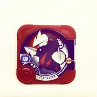 神奇寶貝Tretta卡匣-Z2彈(第12彈)-2星-龍頭地鼠,可一擊必殺,單張10元