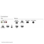 "tv led television  smart tv mytv PHILIPS 58PUT6604/68 58"" 4K UHD LED SMART TV (COURIER SERVICE)"